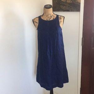 Vineyard Vines swing linen dress